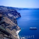 Travel, landscape, ken Weingart,greece, santorini