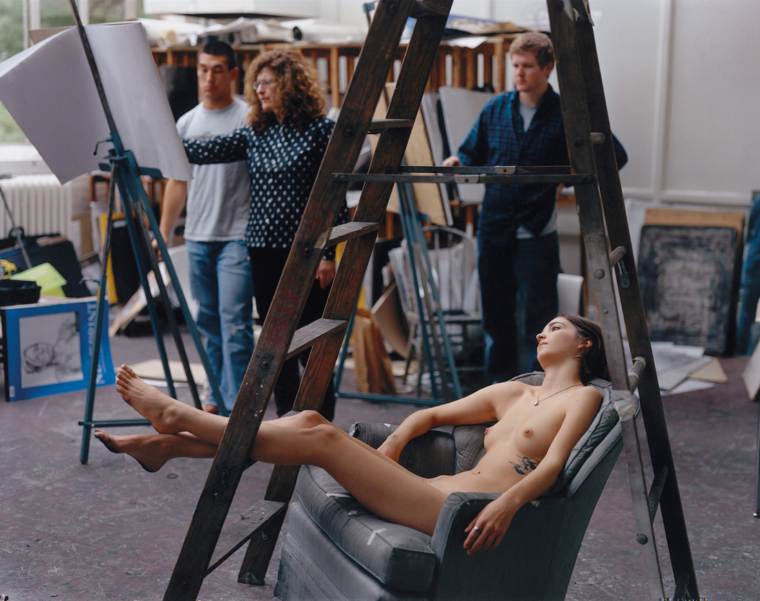 The Nude Model - PK 20075