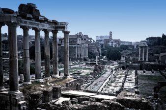 Italy-Rome-The-Forum-007