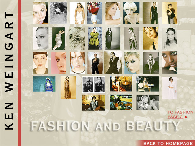 Fashion and Beauty Photographer LA