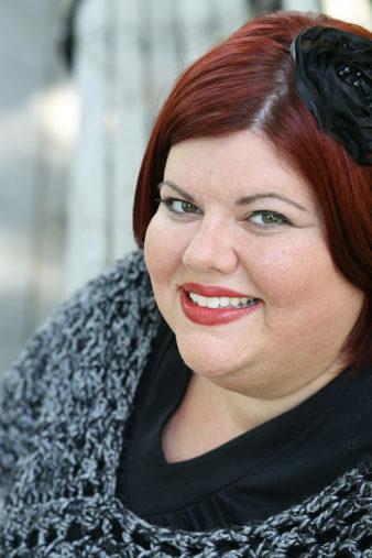Plus Size Opera headshots in Los Angeles